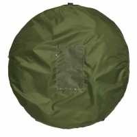 ProPlus Privacytent pop-up polyester groen