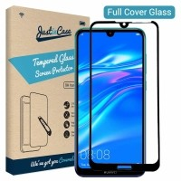 Just in Case Full Cover Tempered Glass Huawei Y7 2019 (Blac…
