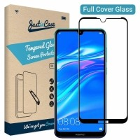 Just in Case Full Cover Tempered Glass Huawei Y6 2019 (Blac…