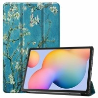 Just in Case Samsung Galaxy Tab S6 Lite Smart Tri-Fold Case…