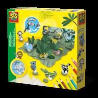 Krimpfolie Jungle