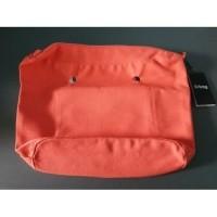O bag mini binnentas oranje/rood