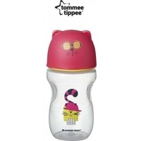 Tommee Tippee Soft Sippee Cup Drinkbeker Roze - 300 ml