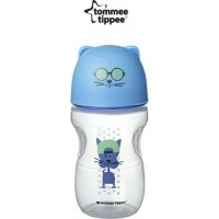 Tommee Tippee Soft Sippee Cup Drinkbeker Blauw - 300 ml
