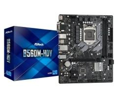B560M-HDV Intel B560 LGA 1200 micro ATX