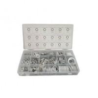 Aluminium Ringen Assortiment 450-delig FD-6070 FD-6070