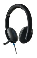 H540 USB Computer Headset Met high-definition geluid en kno…