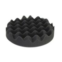 Wafelpad 125mm Zwart