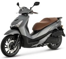 Sym HD300 (E5) (Matt Grey) bij Central Scooters kopen €5398…