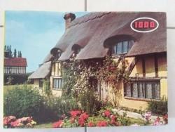Puzzle English Cottage II - 1000 stukjes (Ruilen of Bieden)