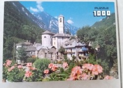 Puzzle Lavertezzo- 1000 stukjes (Ruilen of Bieden)