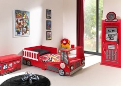 Peuterbed Fire Truck