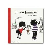 Jip en Janneke kleurboek