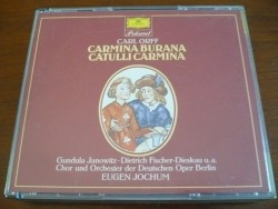Carl Orff Carmina Burana  Catulli Carmina.