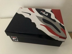 FILA RAY TRACER WHT/BLK/H'RES Size: 5 WMN (38,5)