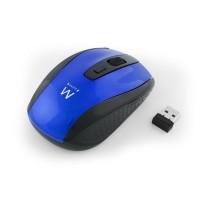 Wireless mouse blue 1000/1200/1600dpi / BLUE