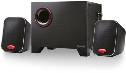 EW3505 luidspreker set 2.1 kanalen 15 W Zwart