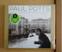 De nieuwe originele CD Passione van Paul Potts (nog geseald…