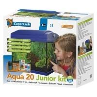 Tropisch aquarium voor kinderen! Aqua 20 Junior