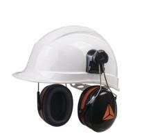 Dp Gehoorbescherming voor helm SNR - Zwart, One size