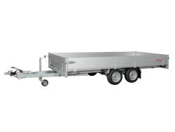 Anssems ASX 2500405 x 178open aanhangwagen