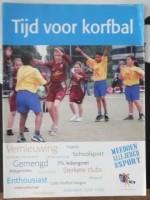 Tijd voor korbal - magazine