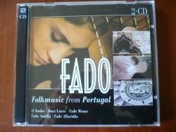 FADO Folkmusic from Portugal, 2 cd set.
