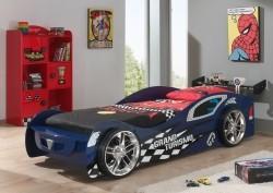 Autobed Grand Turismo Blauw