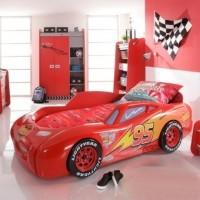 Cars Piston Cup autobed