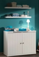 Robin Commode wit