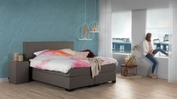 Caresse Boxspring 3850 Vlak 2-persoons