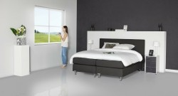 Caresse Boxspring 4750 Vlak 2-persoons