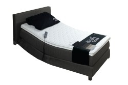 Boxspring Dream Time 501 Elektrisch 1-persoons