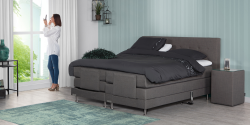 Caresse Boxspring 4800 Elektrisch 2-persoons