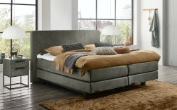 Caresse Boxspring 6050 Vlak 2-persoons