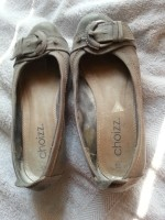 Schoenen shoppen!