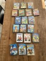 Diverse kinder dvd's