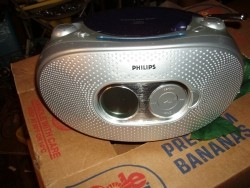 RADIO\CD Player van Philips