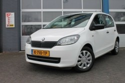 Skoda Citigo 1.0 60PK GREENTECH ACTIVE Airco