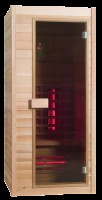 Exclusive One Red Cedar Duo Heater