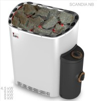 Scandia met geïntegreerde besturing SCA90NB