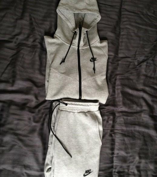 Nike tech fleece trainingspak
