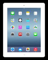 Apple iPad 3 Wit 32GB wifi (4G) + garantie