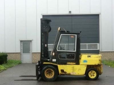 Hyster H4.00Xl-6 Freelift, Triplex