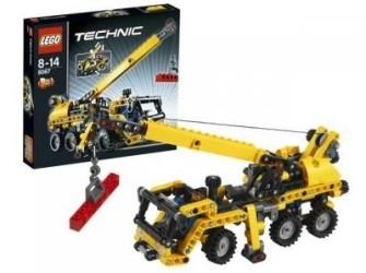 LEGO TECHNIC MOBIELE KRAAN 8067