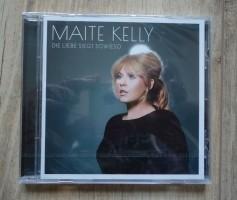 De originele CD Die Liebe Siegt Sowieso van Maite Kelly.