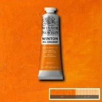 Winton olieverf 37 ml Cadmium Orange Hue