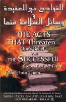 The Acts That Threaten One's Belief And The Successful Step…