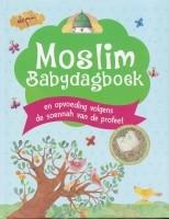 Moslim Babydagboek (BLAUW)