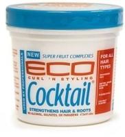 Eco Natural Cocktail Super Fruit Complex Hair Creme, Leave…